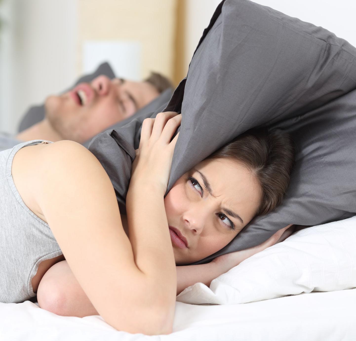 Roncopatia e Apneia de Sono